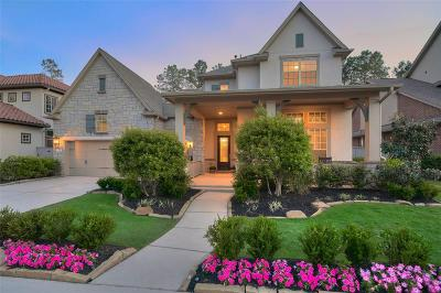 The Woodlands Single Family Home For Sale: 15 Liberty Branch Boulevard