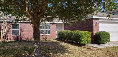 Conroe TX Single Family Home For Sale: $158,000
