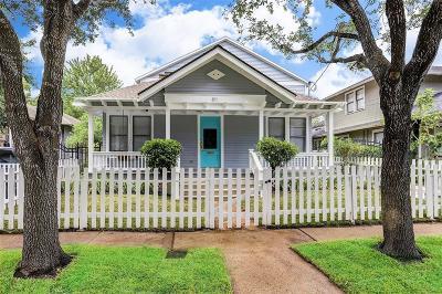 Houston Single Family Home For Sale: 811 Highland Street