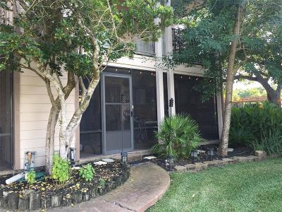 Conroe Condo/Townhouse For Sale: 101e Lakeview Terrace