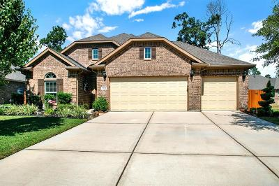 Conroe Single Family Home For Sale: 2023 Brodie Lane