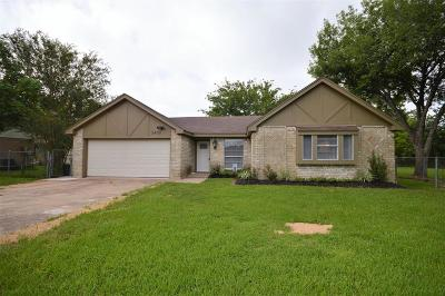 Pearland Single Family Home For Sale: 3408 Meadowville Drive