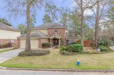 Kingwood Single Family Home For Sale: 4502 Windy Hollow Drive