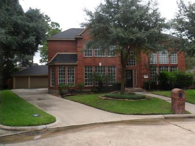 Spring Single Family Home For Sale: 7922 Huddersfield Court