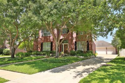 Katy Single Family Home For Sale: 3210 Trotwood Lane