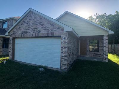 Houston Single Family Home For Sale: 6508 Saint Augustine Street