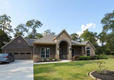 Conroe Single Family Home For Sale: 1906 Boulder Ridge Dr