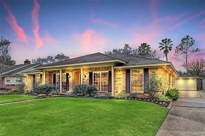 Houston Single Family Home For Sale: 10815 Burgoyne Road