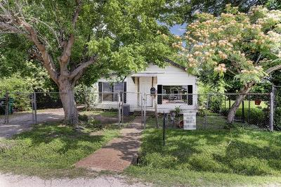 Houston Single Family Home For Sale: 4513 Phlox Street