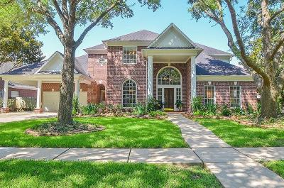Sugar Land Single Family Home For Sale: 3218 Oakland Drive