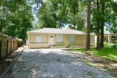 Montgomery Single Family Home For Sale: 304 Arrowhead Drive