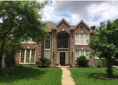 Houston Single Family Home For Sale: 3206 Chapel Bend Drive