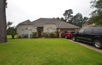 Humble Single Family Home For Sale: 18803 Walden Forest Drive