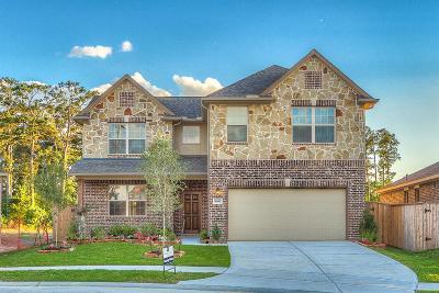 Humble Single Family Home For Sale: 9910 Deborah Colony