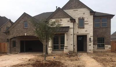 Missouri City Single Family Home Pending Continue to Show: 2411 Lily Garden Court