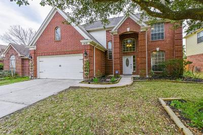 Spring Single Family Home For Sale: 1414 Coppercrest Drive