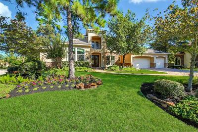 The Woodlands Single Family Home For Sale: 10 Dovecote