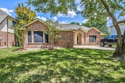 Tomball Single Family Home For Sale: 22510 Willow Branch Lane