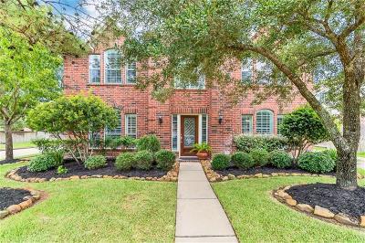 Cinco Ranch Single Family Home For Sale: 4903 Canyon Sage Lane