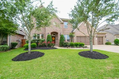 Cypress Single Family Home For Sale: 9918 Double Bayou Court
