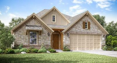 Tomball Single Family Home For Sale: 19206 Red Cascade Court