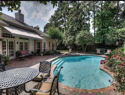 Kingwood Single Family Home For Sale: 4043 Buckeye Creek Road