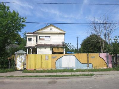 Houston Single Family Home For Sale: 2719 Alabama Street