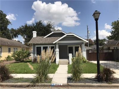 Houston Single Family Home For Sale: 1015 Fugate Street