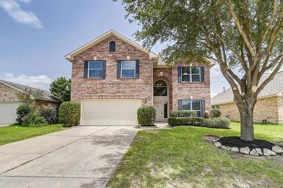 Katy Single Family Home For Sale: 20414 Pomegranate Lane