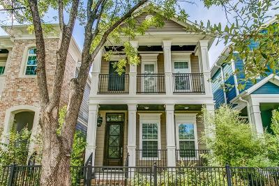 Houston Single Family Home For Sale: 424 W 27th Street #B
