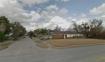 Houston Residential Lots & Land For Sale: 3521 Canfield Street
