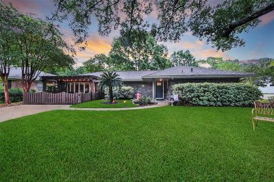 Houston Single Family Home For Sale: 1218 Demaret Lane