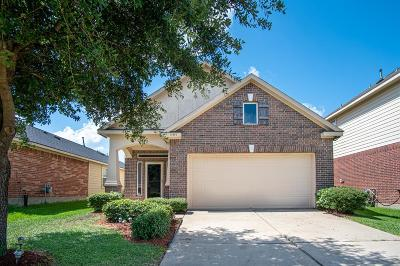 Cypress TX Single Family Home For Sale: $175,500