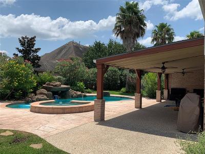 Katy Single Family Home Pending: 26103 Willow Colony Lane