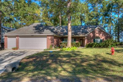 San Jacinto County Single Family Home For Sale: 381 Kings Way