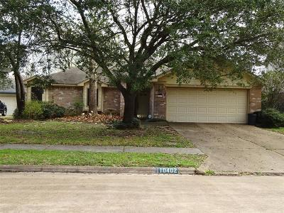 Houston Single Family Home For Sale: 10402 Jockey Club Drive
