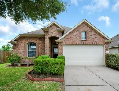 Spring Single Family Home For Sale: 21703 Saragosa Pond Lane
