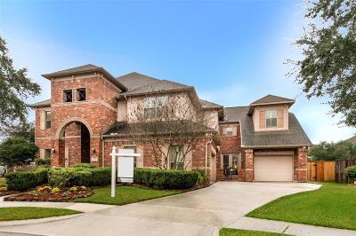 League City Single Family Home For Sale: 2559 Valencia Cove