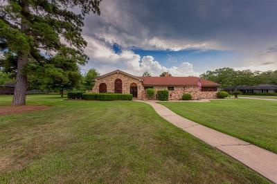 Friendswood Single Family Home For Sale: 1008 Lynn Circle