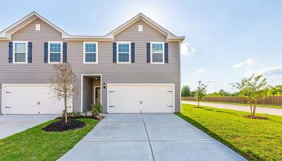 Brookshire Condo/Townhouse For Sale: 401 Hollow Brook Lane