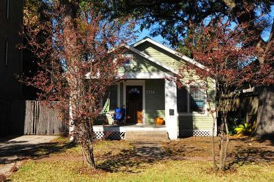 Houston Single Family Home For Sale: 1714 State Street