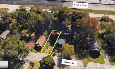 Houston Residential Lots & Land For Sale: 1416 E 31st Street