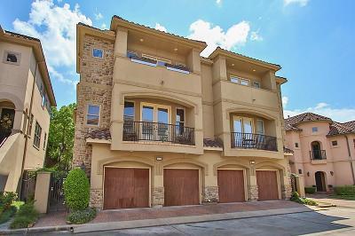 Houston Single Family Home For Sale: 1214 E Hunters Creekway Drive