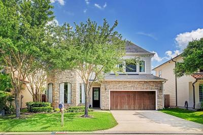 Houston Single Family Home For Sale: 2216 Eclipse Street