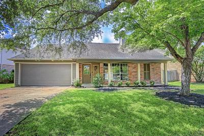 Sugar land Single Family Home For Sale: 3911 Flint Rock