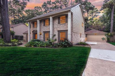 Houston Single Family Home For Sale: 11619 Normont Drive
