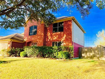 Houston TX Single Family Home For Sale: $191,999