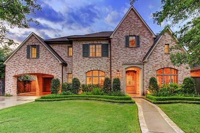 Houston Single Family Home For Sale: 6134 Lynbrook Drive