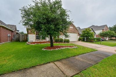 Tomball Single Family Home For Sale: 8223 Point Pendleton Drive