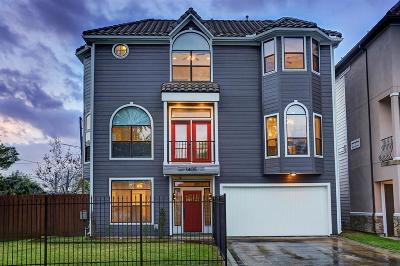 Houston Single Family Home For Sale: 1405 Laird Street